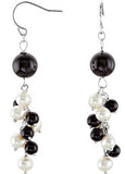 Stylish Genuine Gemstone Multi Earrings at BitCoin Gems