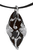 Regal Genuine Gemstone Onyx Pendant for SALE at BitCoin Gems