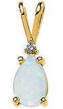 Royal Genuine Gemstone Opal Pendant for SALE at BitCoin Gems