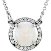 Incredible Genuine Gemstone Opal Pendant for SALE at BitCoin Gems