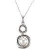 Best Genuine Gemstone Pearl Pendant for SALE at BitCoin Gems