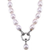 Amazing Genuine Gemstone Pearl Pendant for SALE at BitCoin Gems
