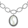 Contemporary Genuine Gemstone Pearl Pendant for SALE at BitCoin Gems
