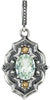 Unbelievable Genuine Gemstone Multi Pendant With Quartz Gemstones for SALE at BitCoin Gems