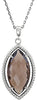 Gorgeous Genuine Gemstone Smokey Quartz Pendant for SALE at BitCoin Gems