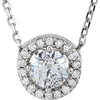 Super Glam Genuine Gemstone Diamond Pendant for SALE at BitCoin Gems