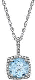 Fashionable Genuine Gemstone Topaz Pendant for SALE at BitCoin Gems