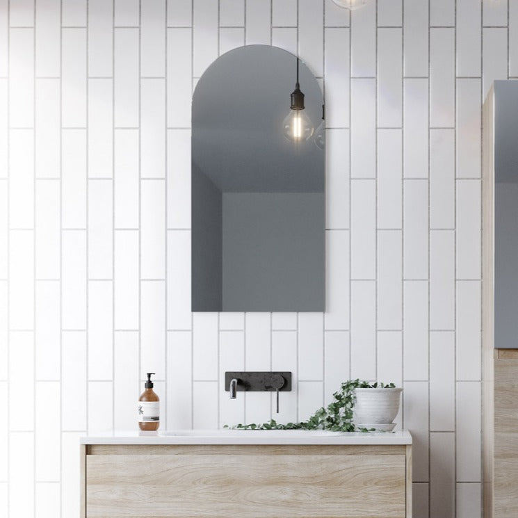 Timberline Church Mirror - Yeomans Bagno Ceramiche