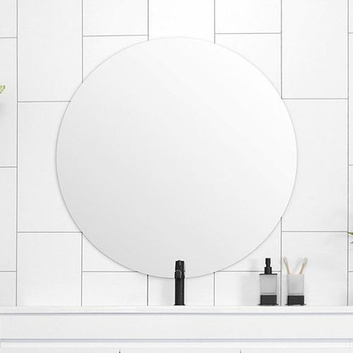 ADP Round Polished Edge Mirror - Yeomans Bagno Ceramiche