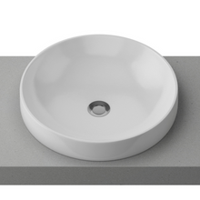 Load image into Gallery viewer, Timberline Radius Semi-Inset White Gloss Basin - Yeomans Bagno Ceramiche