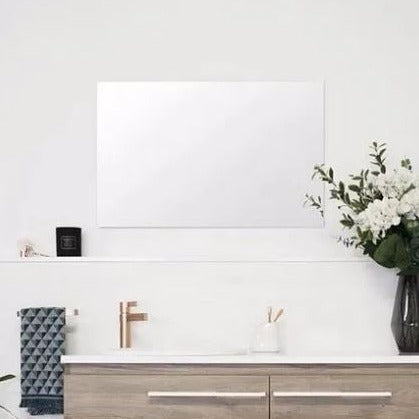 ADP Polished Edge Mirror - Yeomans Bagno Ceramiche