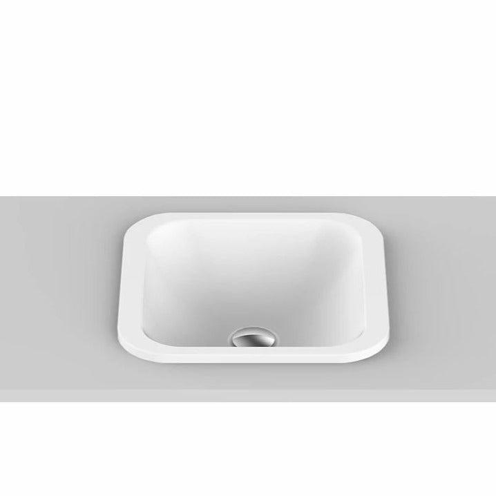 ADP Honour Solid Surface Inset Basin - Yeomans Bagno Ceramiche