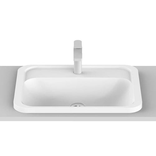 ADP Strength Solid Surface Inset Basin - Yeomans Bagno Ceramiche