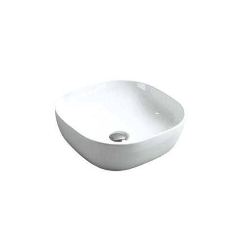 Yeomans BC Poppy White Gloss Basin - Yeomans Bagno Ceramiche