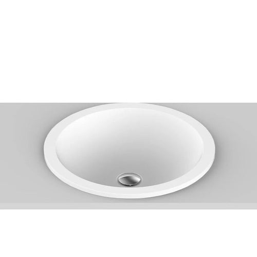 ADP Peace Solid Surface Inset Basin - Yeomans Bagno Ceramiche
