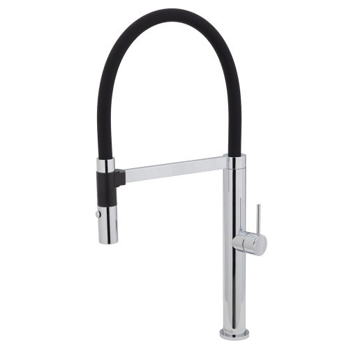 Kaya Pull Down Sink Mixer - Chrome - Yeomans Bagno Ceramiche
