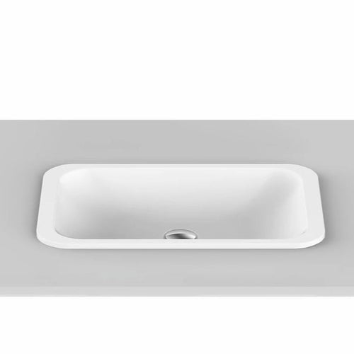 ADP Hope Solid Surface Inset Basin - Yeomans Bagno Ceramiche