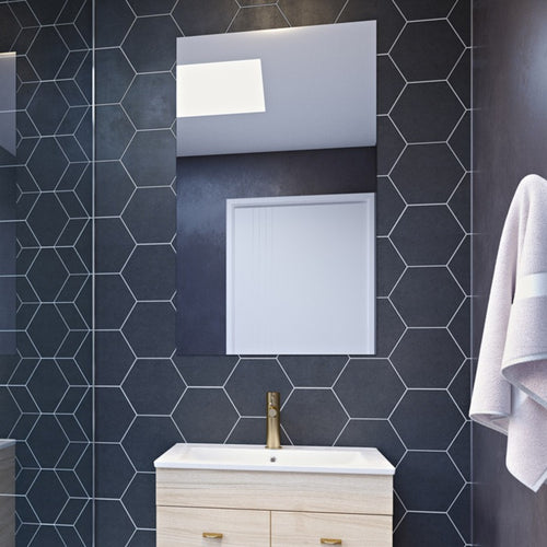 Timberline Jazz Mirror - Yeomans Bagno Ceramiche