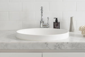 ADP Dignity Solid Surface Semi-Inset Basin