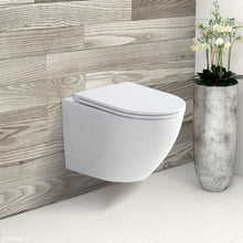 Load image into Gallery viewer, Fienza Koko Matte White Wall-Faced Toilet Suite - Yeomans Bagno Ceramiche