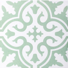 Load image into Gallery viewer, Lillian Mint Green Encaustic Look Feature Tile - Yeomans Bagno Ceramiche