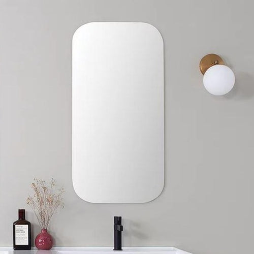 ADP Stadium Polished Edge Mirror - Yeomans Bagno Ceramiche