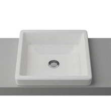 Load image into Gallery viewer, Timberline Modex Semi-Inset White Gloss Basin - Yeomans Bagno Ceramiche