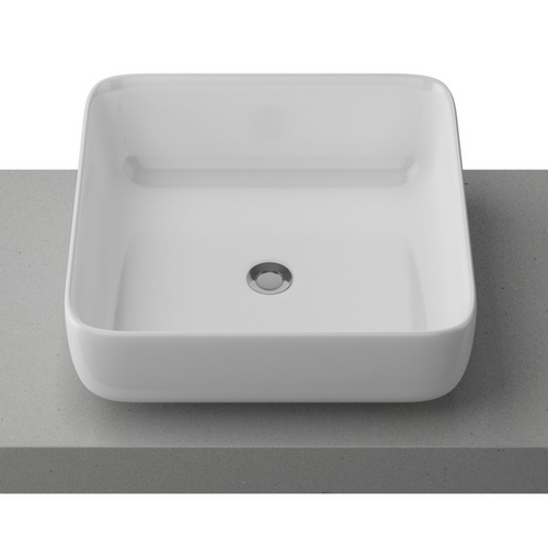 Timberline Surreal White Gloss Basin - Yeomans Bagno Ceramiche