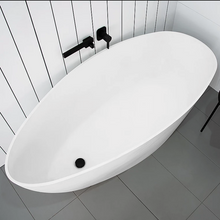 Load image into Gallery viewer, ADP Tranquil Bath Matte White 1700mm