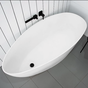 ADP Tranquil Bath Matte White 1700mm