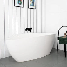 Load image into Gallery viewer, ADP Tranquil Bath Matte White 1700mm - Yeomans Bagno Ceramiche