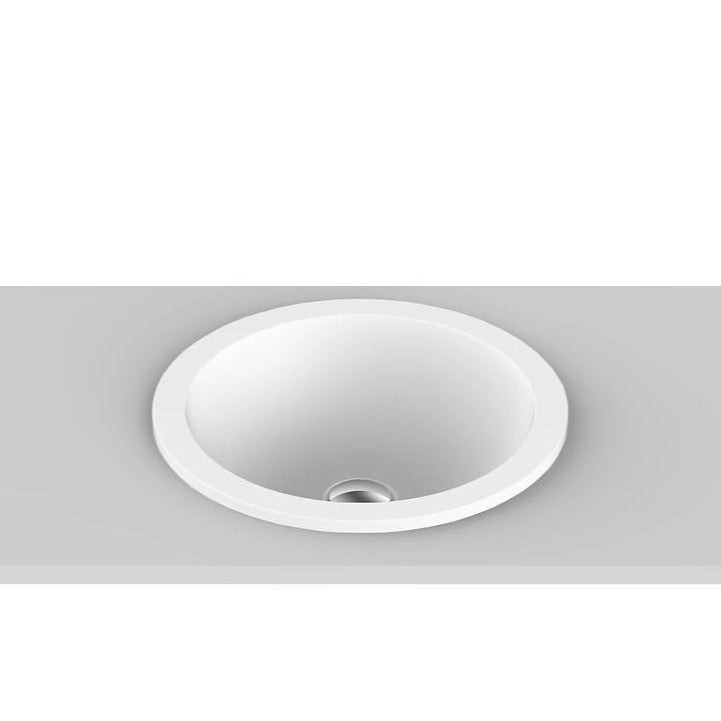 ADP Unity Solid Surface Inset Basin - Yeomans Bagno Ceramiche