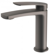 Load image into Gallery viewer, Phoenix Mekko Basin Mixer - Gun Metal - Yeomans Bagno Ceramiche