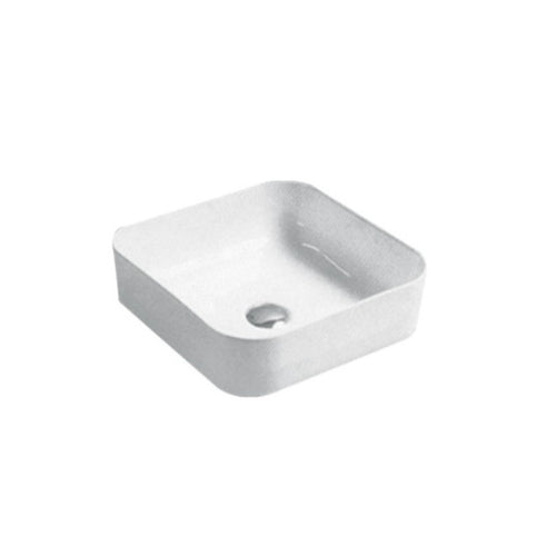 Yeomans BC Lotus White Gloss Basin - Yeomans Bagno Ceramiche