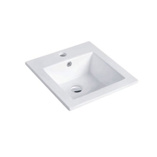 Yeomans BC Rosemary White Gloss Inset Basin - Yeomans Bagno Ceramiche