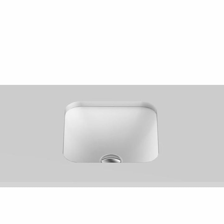 ADP Honour Solid Surface Under-Counter Basin - Yeomans Bagno Ceramiche