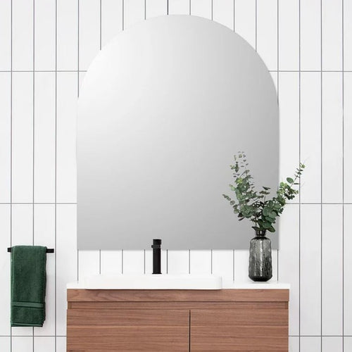 ADP Arch Polished Edge Mirror - Yeomans Bagno Ceramiche