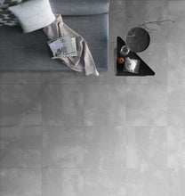 Load image into Gallery viewer, Mannix Grey Concrete Look Porcelain Tile - Yeomans Bagno Ceramiche