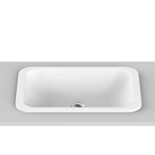 ADP Glory Solid Surface Inset Basin - Yeomans Bagno Ceramiche