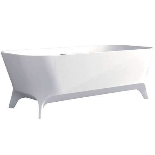 Hampton Cast Stone Solid Surface Bath - Yeomans Bagno Ceramiche