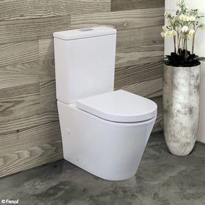 Fienza Isabella Back-To-Wall Toilet Suite - Yeomans Bagno Ceramiche