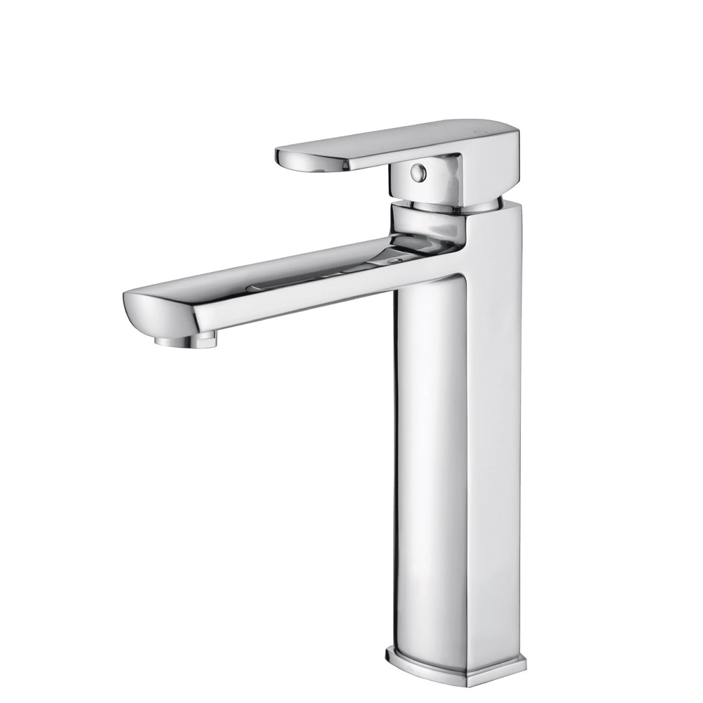 Fienza Koko Medium Basin Mixer - Chrome - Yeomans Bagno Ceramiche