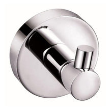 Load image into Gallery viewer, Badundküche Rund Robe Hook - Chrome - Yeomans Bagno Ceramiche