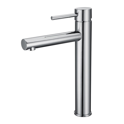 Badundküche Rund Tower Basin Mixer - Chrome - Yeomans Bagno Ceramiche
