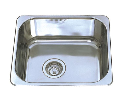 Badundküche Traditionell Single Bowl Sink - Yeomans Bagno Ceramiche