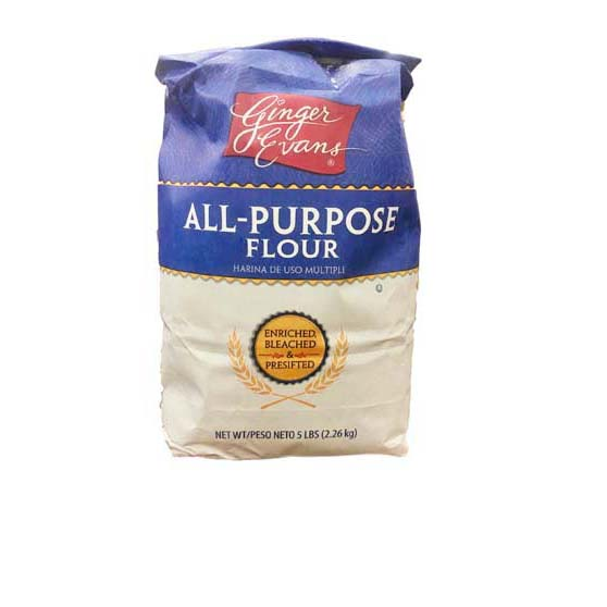 Ginger & Evans All Purpose Flour