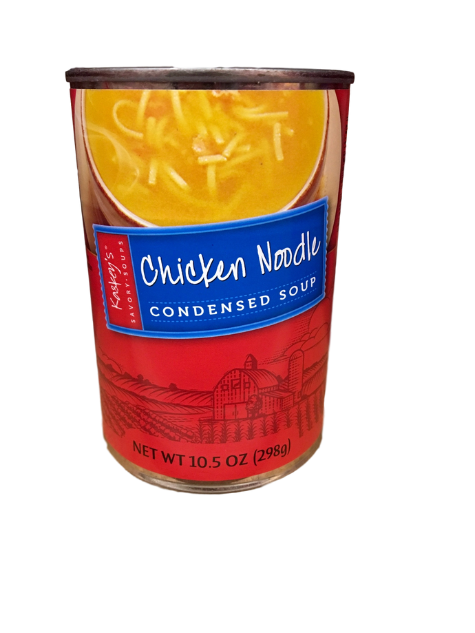 Kaskey's Chicken Noodle Soup (10.5 oz. can)