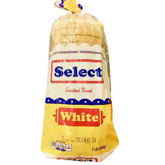Select White Bread
