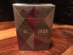 Purple JAQK Playing Cards