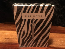 Load image into Gallery viewer, Kingslayer Zebra Edition Playing Cards
